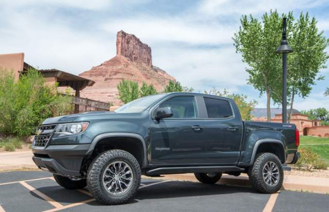 2018 Chevy Colorado ZR2 – Off-Road Pickup Truck - 2018 ...
