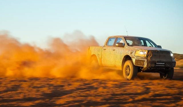 2018 ford ranger raptor kit confirmed 2018 2019 and for Compact mercedes benz crossword