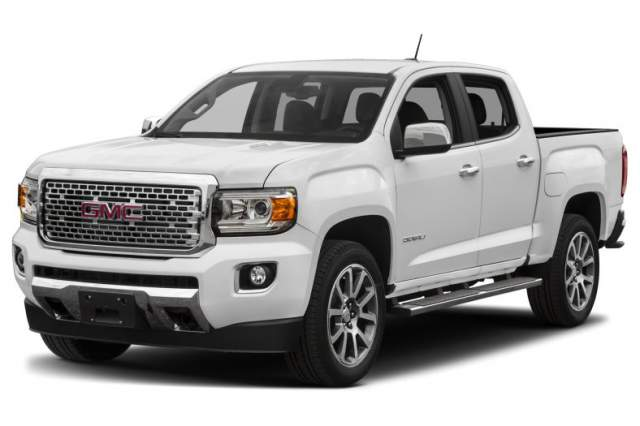 2018 GMC Canyon Denali - 2018, 2019 and 2020 Pickup Trucks