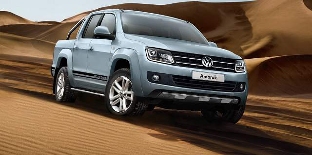 2018 VW Amarok gets V6 diesel engine - 2018, 2019 and 2020 ...