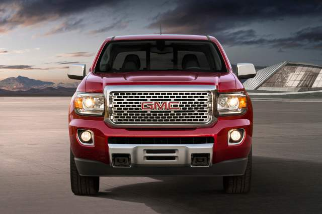 2019 GMC Canyon Mid-Cycle Refresh - 2018, 2019 and 2020 ...