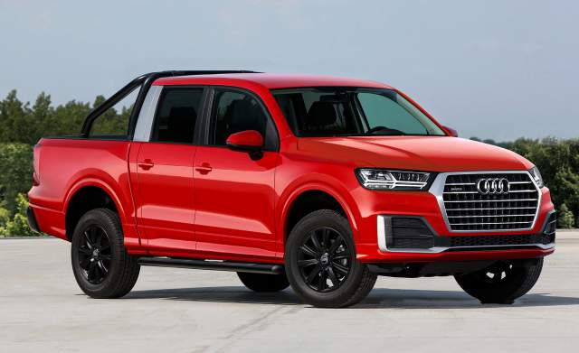 2019 Audi Pickup Truck Release Date in US - 2018, 2019 and ...