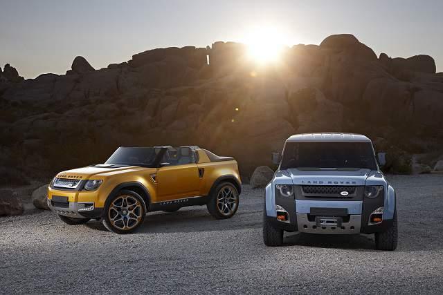 2019 Land Rover Defender Pickup Truck Release Date 2018