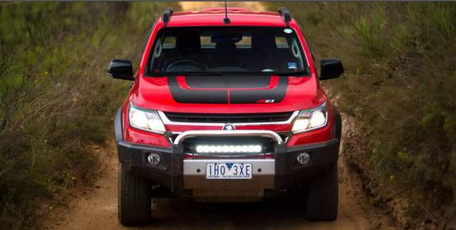 2019 Holden Colorado The No1 Australian Ute - 2018, 2019 and 2020 Pickup Trucks
