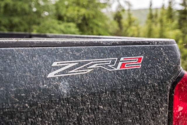 2020 Chevy Colorado ZR2 Prototype Concept - 2018, 2019 and ...