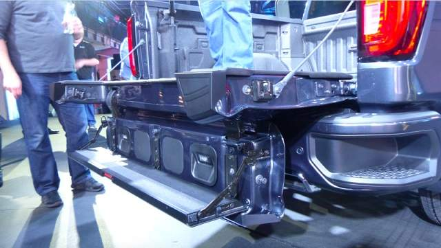 2019 Chevy Silverado 1500 and 2019 GMC Sierra 1500 Offer Wide Tailgate Choice - 2018, 2019 and ...